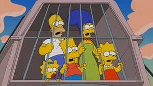 The Simpsons Season 26 :Episode 10  The Man Who Came to Be Dinner