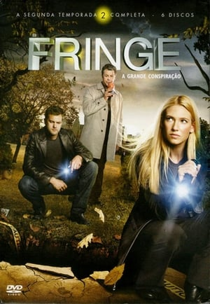 Fringe 2ª Temporada Torrent, Download, movie, filme, poster