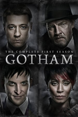 Baixar Gotham 1ª Temporada (2014) Dual Áudio via Torrent