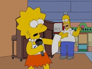 The Simpsons Season 16 :Episode 18  A Star Is Torn