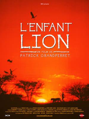 Capa do filme L'enfant lion