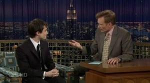 HD series online Late Night with Conan O'Brien Season 14 Episode 164 Daniel Radcliffe, Carlos Mencia, Art Brut