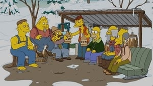 The Simpsons Season 21 : Rednecks and Broomsticks