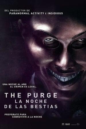 Ver The Purge: La noche de las bestias (2013) Online