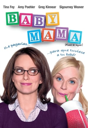 Baby Mama poster