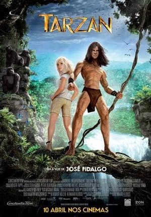 Tarzan: A Evolução da Lenda - Poster