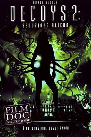Decoys 2: Alien Seduction poster