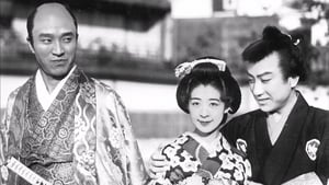 Japanese movie from 1939: Singing Lovebirds