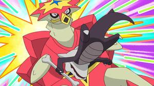 Pokémon Season 21 :Episode 27  The Young Flame Strikes Back!
