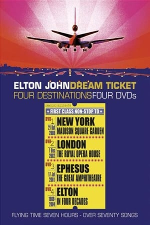Elton John Dream Ticket: 3 Ephesus The Great Amphitheatre (1969)