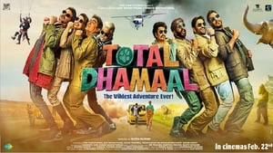 Total Dhamaal 2019 Hindi Movie Full HD Download 720p TURE HDRip x264