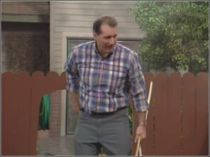 Married with Children S08E16 – How Green was My Apple poster