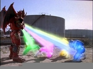 Power Rangers - Temporada 8