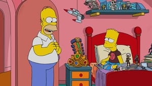 The Simpsons Season 31 :Episode 14  Bart the Bad Guy