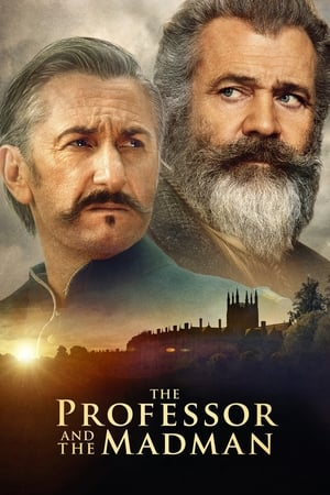 Poster The Professor and the Madman (2019)