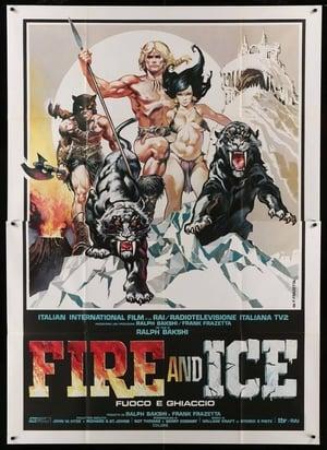 Fire and Ice - Fuoco e ghiaccio (1983)
