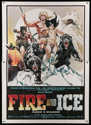 poster Fire and Ice