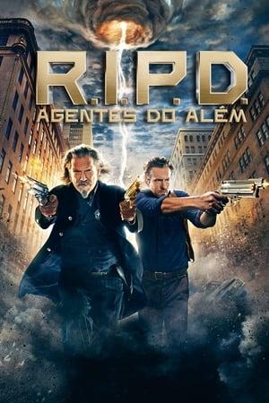 R.I.P.D. - Agentes do Além - Poster