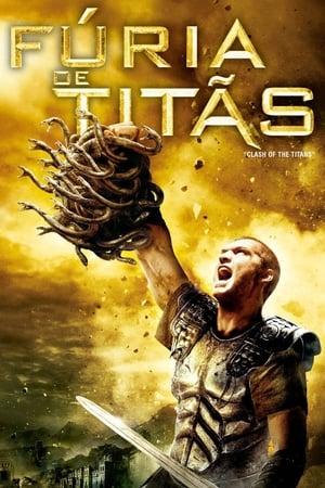 Fúria de Titãs - Poster