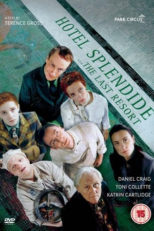 Hotel Splendide-Stephen Tompkinson