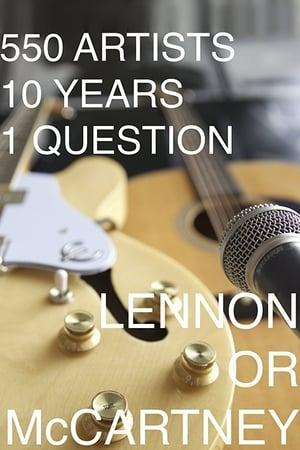 Filmposter Lennon or McCartney