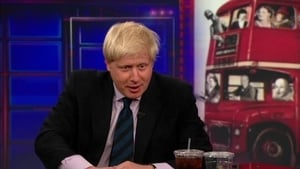 The Daily Show with Trevor Noah Season 17 :Episode 111  Boris Johnson