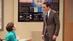 The Big Bang Theory Season 8 : The Junior Professor Solution