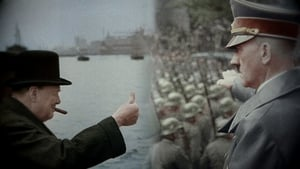 French movie from 2017: The Eagle and the Lion: Hitler vs Churchill