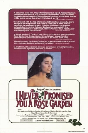 I Never Promised You a Rose Garden poster