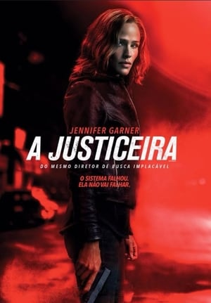 A Justiceira Torrent, Download, movie, filme, poster