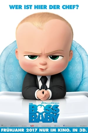 Filmposter The Boss Baby