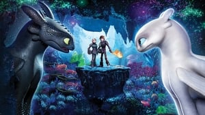 Graphic background for How To Train Your Dragon: The Hidden World 2D