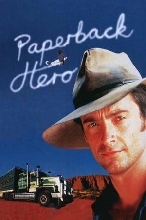 Paperback Hero-Hugh Jackman