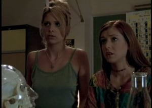 Buffy cazavampiros 2×2