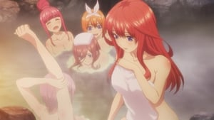 The Quintessential Quintuplets Season 1 :Episode 9  Legend of Fate Day 1