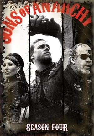 Filhos da Anarquia 4ª Temporada Torrent, Download, movie, filme, poster
