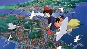 Kiki's Delivery Service (1989) Dual Audio [Hindi + English] | x264 | x265 10bit HEVC Bluray | 1080p | 720p | 480p
