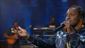 The Daily Show with Trevor Noah Season 21 :Episode 37  Pusha T