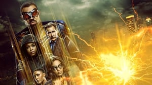 Black Lightning (TV Series 2018/2019– )