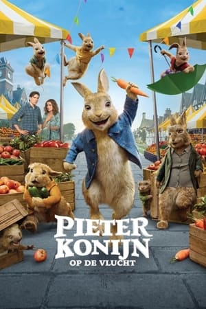 Pieter Konijn 2: Op de Vlucht (2021)