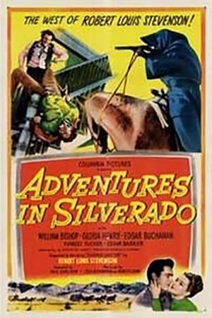 Capa do filme Adventures in Silverado