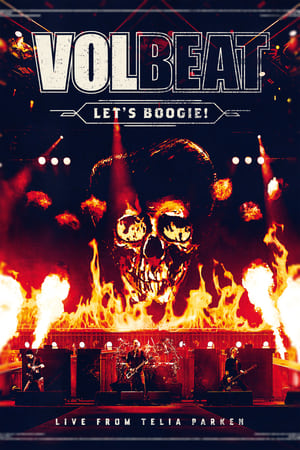 Volbeat: Let's Boogie! Live from Telia Parken streaming