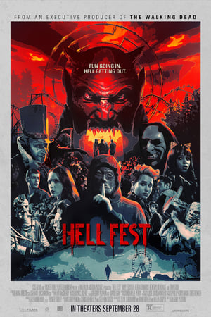 Hell Fest film posters