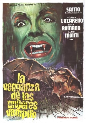 Santo in the Revenge of the Vampire Women-Azwaad Movie Database