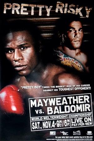 Floyd Mayweather Jr. vs. Carlos Manuel Baldomir