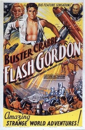Capa do filme Flash Gordon