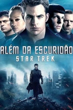 Além da Escuridão - Star Trek - Poster
