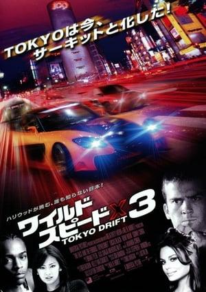 ワイルド・スピードX3 TOKYO DRIFT (2006)