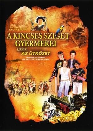 Treasure Island Kids: The Battle of Treasure Island-Randy Quaid