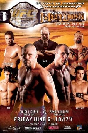UFC 43: Meltdown-Azwaad Movie Database